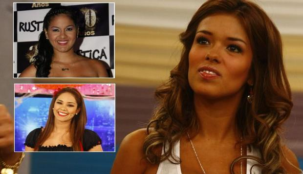 Shirley Arica Antes Y Despues