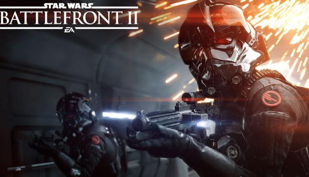 8 'Star Wars Battlefront II' (EA)