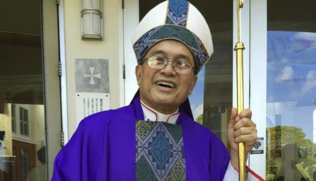Vaticano destituye arzobispo de Guam por abuso sexual