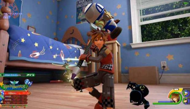 Kingdom Hearts 3 b