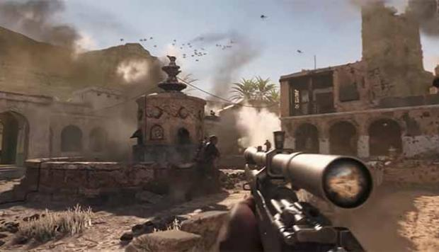 CoDWWII United Front