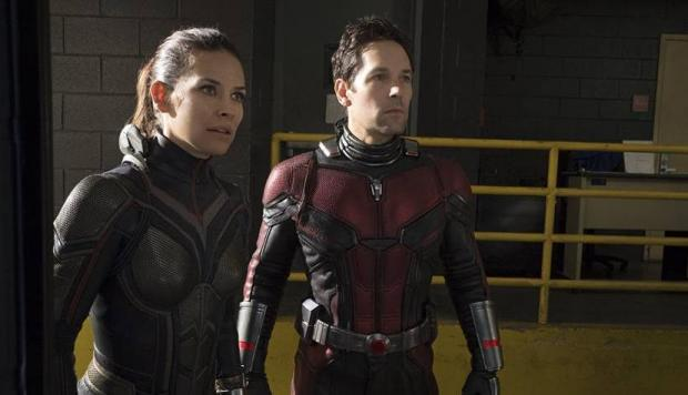 'Ant-Man and the Wasp' será estrenada la primera semana de julio (Foto: Marvel)