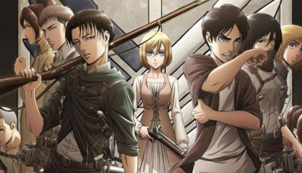 5cd6e8abb Attack on Titan - Shingeki no Kyojin Temporada 3  Fecha de estreno ...