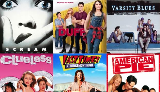 bc185b6be En el popular servicio streaming podrás encontrar varias teen movies (Foto   Netflix)