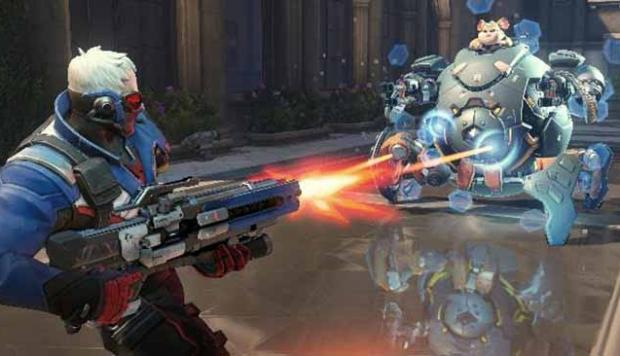 Overwatch gratis PC