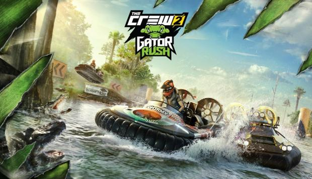 the crew gator rush