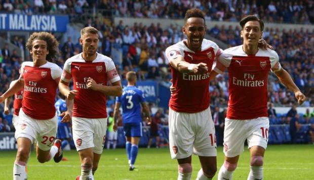Arsenal se mide a Newcastle por Premier League (Foto: AFP).