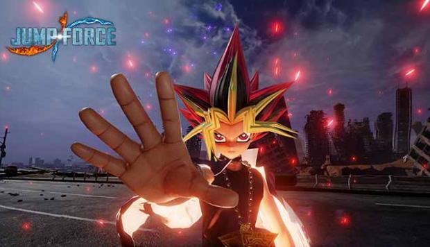 jump force Yugi Muto