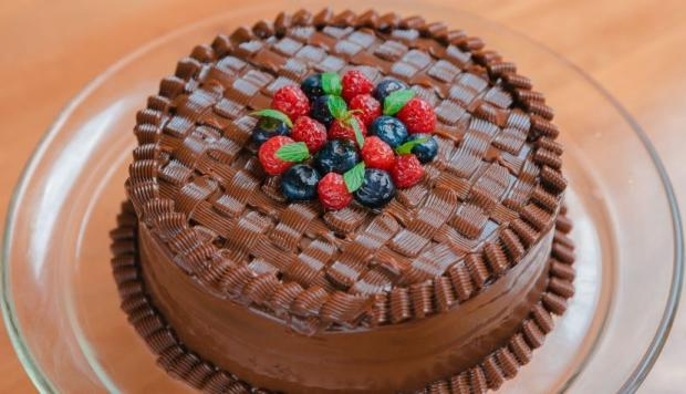 torta de chocolate, receta