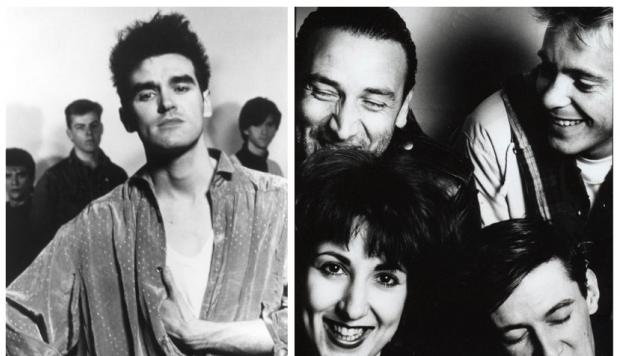 The Smiths y New Order