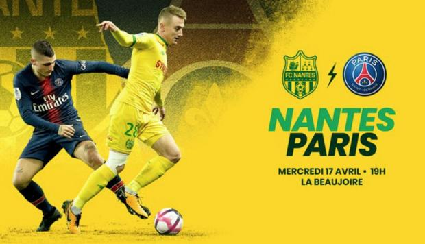 PSG vs. Nantes EN VIVO por Ligue 1 vía ESPN Play | NNDC