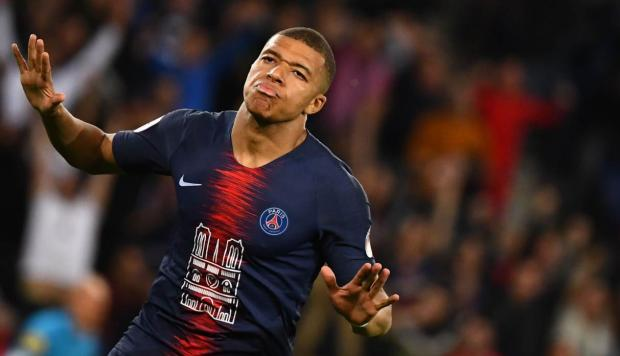 La oferta de Real Madrid por Kylian Mbappé, según France Football. (Foto: AFP)