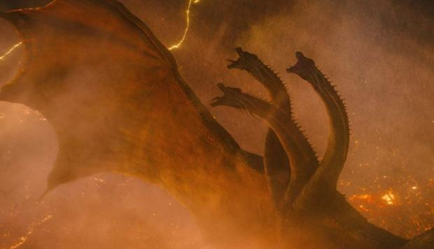 Godzilla The King of the Monsters | Ghidorah