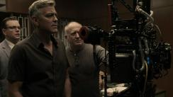 George Clooney dirige a Matt Damon en 'Suburbicon' [VIDEO]
