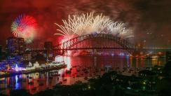 Accidente en show de fuegos artificiales dejó dos heridos en Australia [VIDEO]