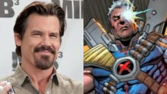 'Deadpool 2': Josh Brolin mostró su nuevo look para interpretar a 'Cable'