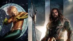 'Aquaman': El superhéroe que se adaptó al actor que lo interpreta [VIDEO y FOTOS]