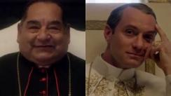 Ramón García y Jude Law hablan español en la serie 'The Young Pope' [VIDEO]