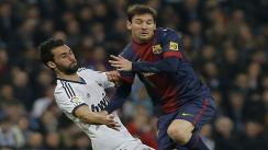 Lionel Messi insulta a los Real Madrid