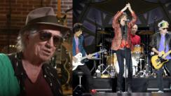 "Keith Richards sobre The Rolling Stones: ""Muy pronto grabaremos nuevo material"" [VIDEO]"