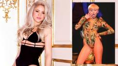 Shakira defiende a Miley Cyrus