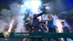 The International 2017: Team Liquid ganó US$10 millones en competencia de 'Dota 2'