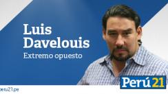 Luis Davelouis: Ministerio sin mujer
