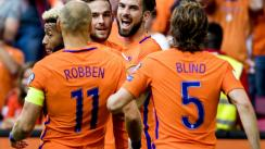 Holanda venció 3-1 a Bulgaria por las Eliminatorias [VIDEO]