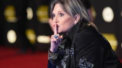 Carrie Fisher enfrentó a Harvey Weinstein por acosar a su amiga y le mandó una ejemplar advertencia