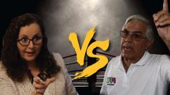 Rosa Bartra y Gino Costa protagonizan acalorado debate [VIDEO]