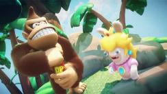 Donkey Kong se unirá muy pronto a Mario + Rabbids Kingdom Battle [VIDEO]