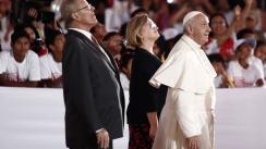 PPK al papa Francisco: