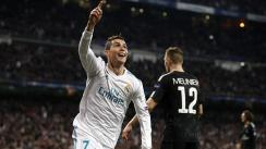 Real Madrid ganó 3-1 al PSG por la Champions League [VIDEO]