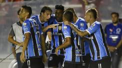 Gremio empató 1-1 con Defensor por la Libertadores [VIDEO]