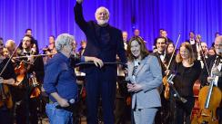 John Williams se despide de la saga 'Star Wars' en el Episodio IX [FOTOS Y VIDEO]