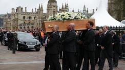Este sábado fueron los funerales de Stephen Hawking en la Universidad de Cambridge [FOTOS Y VIDEO]