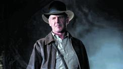 Harrison Ford le dice adiós a 'Indiana Jones'