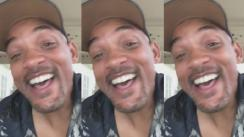 Will Smith canta 'La Chica de Ipanema' y causa sensación en Instagram [VIDEO]