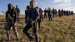 Mira EN VIVO el final de la octava temporada de 'The Walking Dead'