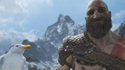 'God of War': Mira a 'Kratos' sonreír con el sorprendente modo fotografía del título [VIDEO]