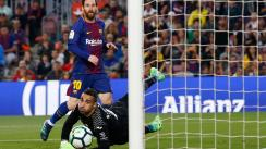 Messi anotó para el 'Barza' y sigue como el máximo goleador de la temporada europea [VIDEO]