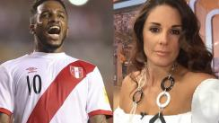 Jefferson Farfán se declara fanático de Rebeca Escribens y le envía este emotivo audio [VIDEO]