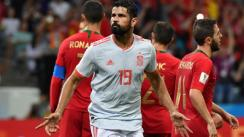 Diego Costa anotó el segundo gol para España [FOTOS y VIDEO]