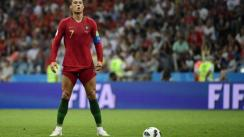 ¡Crack! Cristiano Ronaldo anotó un triplete en el España-Portugal [FOTOS y VIDEO]