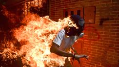 World Press Photo: Fotografía ganadora expone el conflicto en Venezuela
