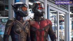 Estrenos21:'Ant-Man and The Wasp'y lo mejor de la cartelera esta semana [VIDEO]