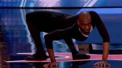 YouTube viral: 'Araña humana' generó pánico en America's Got Talent con movimientos escalofriantes