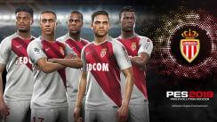 Konami firma acuerdo con el AS Monaco para PES 2019 [VIDEO]