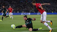 Manchester United venció 2-1 al Real Madrid por la International Champions Cup