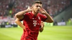 Bayern Munich vs. Frankfurt: Lewandowski anota doblete a los 6 minutos en Supercopa alemana [VIDEO]